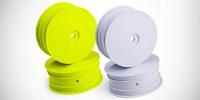 JConcepts Mono wheels, wheel nuts & body clips