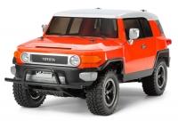 Toyota FJ Cruiser (Orange Painted Body) (CC-01 Chassis)