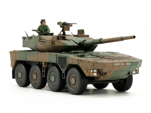 Japan Ground Self Defense Force Type 16 Maneuver Combat Vehicle
