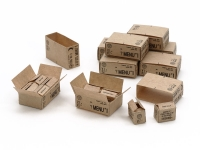 1/35 U.S. 10-in-1 Ration Cartons (WWII)