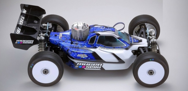 Mugen uncover MBX8 body shell