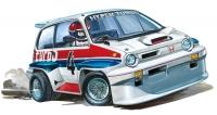 Honda City Turbo (WR-02C Chassis)