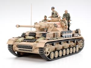 German Tank Panzerkampfwagen IV Ausf.G (Early Production)
