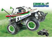 1/10 R/C Comical Grasshopper (WR-02CB)