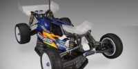 JConcepts B5 series Finnisher front & rear wings