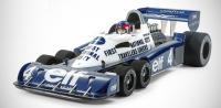 Tamiya Tyrrell P34 1977 Monaco GP Special painted body