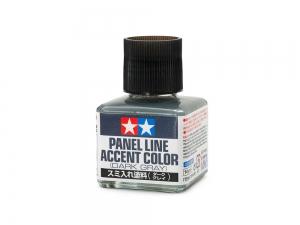 Panel Line Accent Color (Dark Gray)