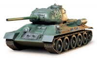 Russian Tank T34/85