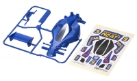 Avante Jr. Body Parts (w/Smoke-Colored Canopy)