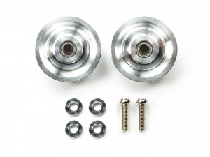 HG 19mm Tapered Aluminum Ball-Race Rollers (Ringless)