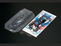 Avante Mk.III Azure Clear Body Set