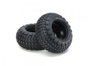 ST Block Front Bubble Tires (Soft/2pcs.)