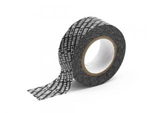 Mini 4WD Multipurpose Tape (20mm Width/Black)