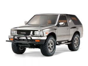 1/10 R/C Isuzu mu Type X Black Metallic (CC-01)