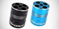 GForce aluminium shock holder & parts tray
