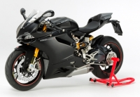 1/12 Ducati 1199 Panigale S Matte Black (Finished Model)