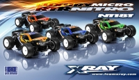 XRAY NT18T RTR