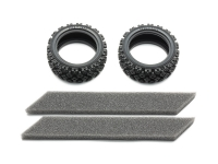 Rally Block Tires (Soft/2pcs.)