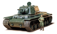 Russian KV-1B with Applique Armor