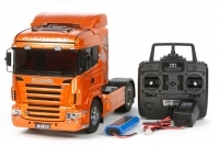 Scania R470 Highline (Orange Edition)