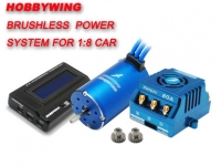 XERUN Series Brushless Power System For 1/8 Car (Combo)