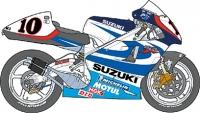1/12 Suzuki RGV-Γ (XR89) '99 #10 (Finished Model)