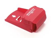 Mini 4WD Car Catcher (Mini 4WD Station/Red)