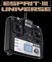 Esprit III Universe