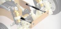 JConcepts RC10 diamond nose brace tubes