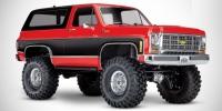 Traxxas TRX-4 Chevy Blazer trail truck