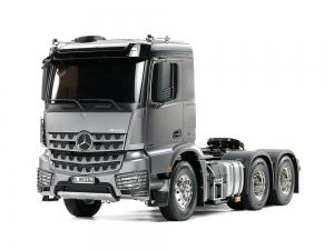 Mercedes-Benz Arocs 3363 6x4 ClassicSpace (Light Gun Metal Edition)