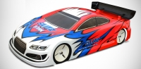 Blitz RS5 200mm touring car body shell