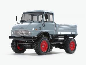 1/10 R/C Mercedes-Benz Unimog 406 Series U900 (CC-02)
