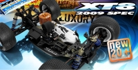 XRAY XT8 - 2009 Specs