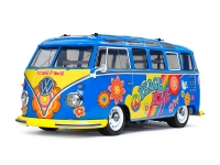 1/10 R/C Volkswagen Type 2 (T1) Flower Power (M-05)