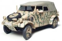 German Kubelwagen Type 82 European Campaign