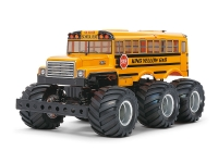 1/18 R/C King Yellow 6x6 (Painted Body) (G6-01)