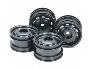 Lunch Box Mini Wheels (Black, 4pcs.)