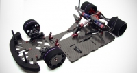 CRC Battle Axe 3.0 oval chassis