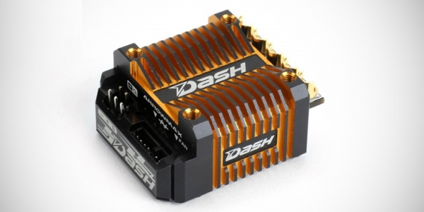Dash AI Pro competition speed controller