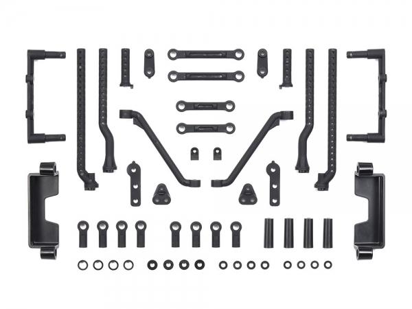 TC-01 A Parts (Body Mounts) (2pcs.)