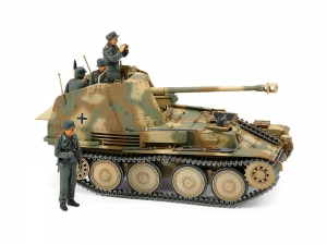 "1/35 German Tank Destroyer Marder III M ""Normandy Front"""