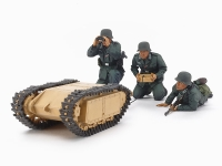 German Assault Pioneer Team & Goliath Set