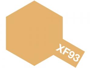 Acrylic Mini XF-93 Light Brown (DAK 1942)