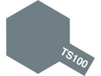 TS-100 Semi-Gloss Bright Gun Metal