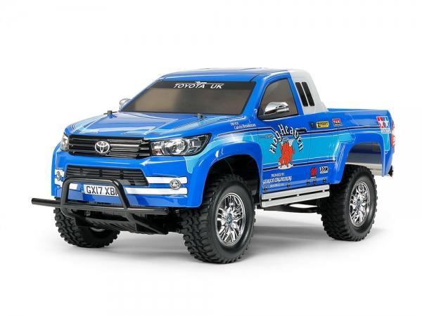 1/10 R/C Toyota Hilux Extra Cab (CC-01)
