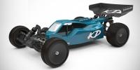 Schumacher Cougar KD dirt spec 2WD buggy kit