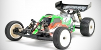 SWorkz S12-1R 1/10th 2WD mid motor buggy
