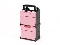 Mini 4WD Portable Pit (Pink)
