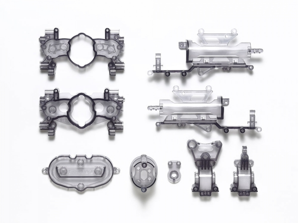 SW-01 A Parts (Chassis) (Clear Light Gray)